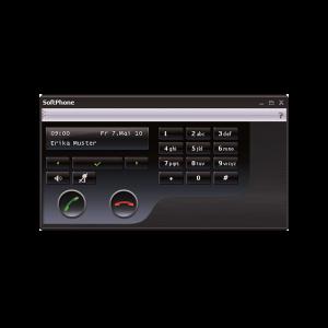 OpenScape Personal Edition - Soft Client